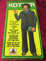 WELCOME BACK KOTTER PAPER DOLL DIE CUT FIGURE 1... - $14.25