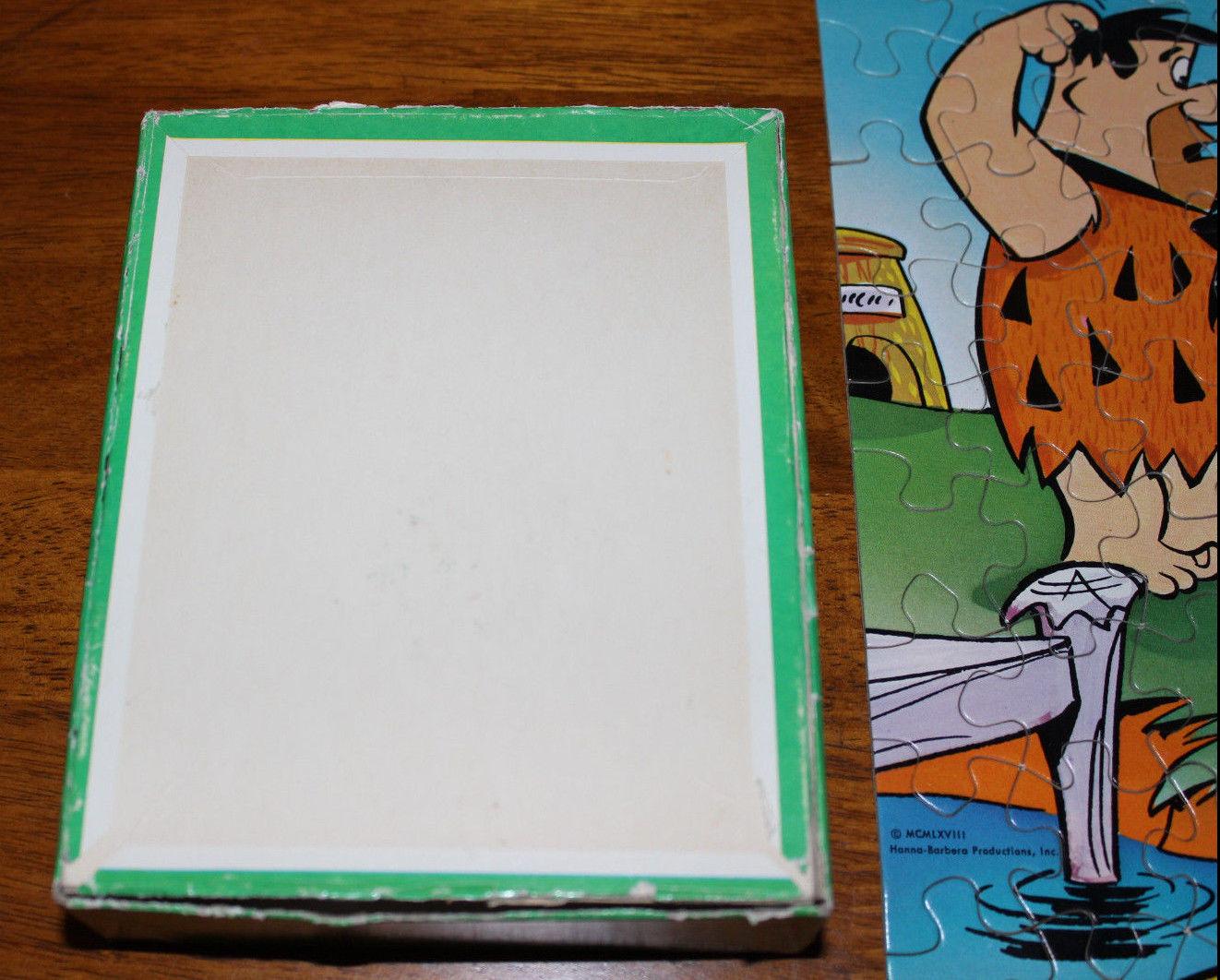 Big Little Book Jigsaw Puzzle Flintstone and 50 similar items