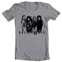 Bullet Boys T shirt 80's heavy metal retro glam rock 100% cotton graphic tee image 1