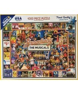 Broadway: The Musicals (used 1000 PC puzzle) - $10.00