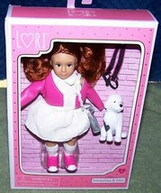 """Lori by Our Generation Emmelina 6"""" Doll & Otis her puppy New - $25.25"""