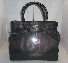 Michael Kors Handbag, Hamilton Tote Bag, Shoulder Bag, Purse $358.00 Black - $139.99
