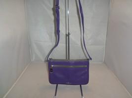 Cole Haan Handbag Parker Colorblock Front Zip Mini Cross-Body Messenger... - $49.99