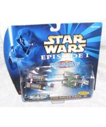 Star Wars Episode 1 Pod Racing POD RACER PACK III NEW! From 1998 - $11.96