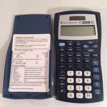Texas Instruments TI-30X IIS 2-Line Scientific ... - $13.96