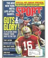 1991 Sport 49ers Joe Montana New York Mets Cincinnati Reds San Diego Pad... - $2.50