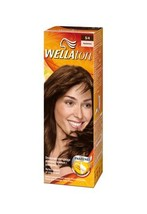 Wellaton cream hair dye - 5.4 chestnut - $13.50
