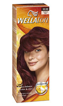 Wellaton cream hair dye - 55.46 tropical red - $11.00