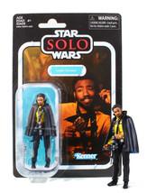 """Kenner Star Wars Solo: Lando Calrissian 3.75"""" Figure Mint on Card - $21.88"""