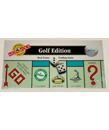 New Sealed Monopoly Golf USAopoly Authorized Edition Board Game Hasbro 1996 - $12.90