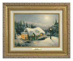 Thomas Kinkade - Silent Night – Canvas Classic,... - $250.00