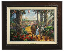 Thomas Kinkade - Wizard of Oz - Canvas Classic ... - $375.00