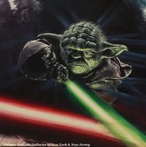 "Star Wars 14"" x 14"" Wrapped Canvas - Good vs Ev... - $95.00"