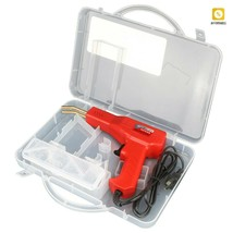 Plastics Welder Garage Tools Car Bumper Repairing Hot Stapler Soldering ... - $104.39