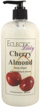 Cherry Almond Body Wash, 16 oz, SALE - $5.81