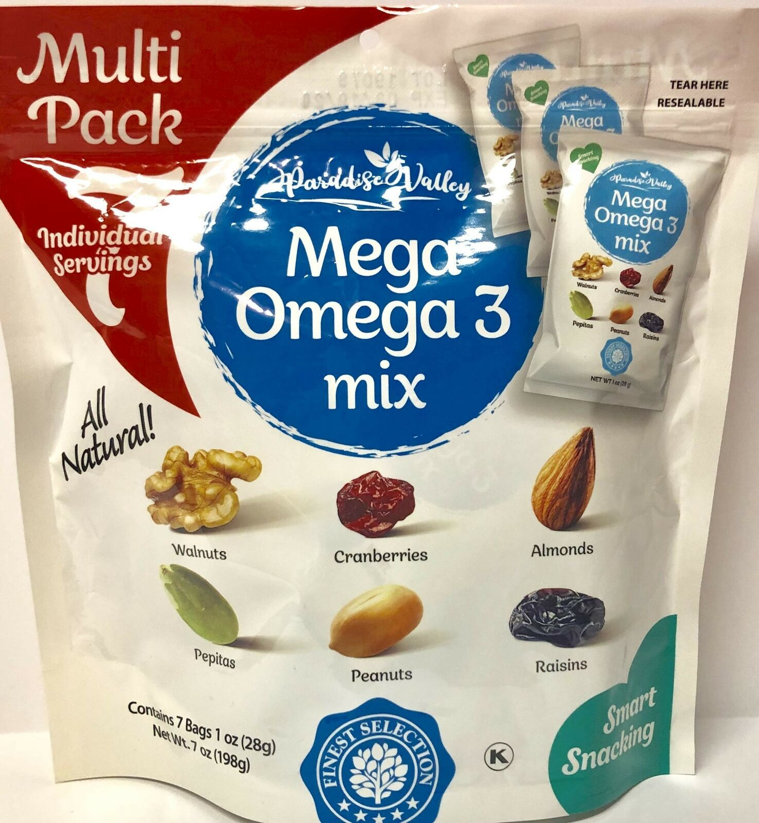 Primary image for Paradise Valley Mega Omega 3 Mix