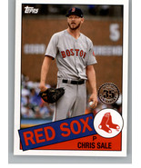 2020 Topps 1985 35th Anniversary #85-15 Chris Sale Boston Red Sox - $2.99