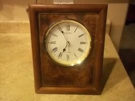 Seiko Qxa117 Blm Wall/ Table Clock - $49.49