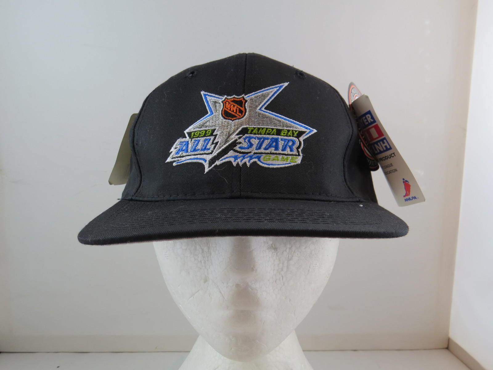 promo code cd1d9 2bb82 1999 NHL All Star Hat Tampa Bay- By Starter - Adult Snapback - One Size  Fits All -  49.00