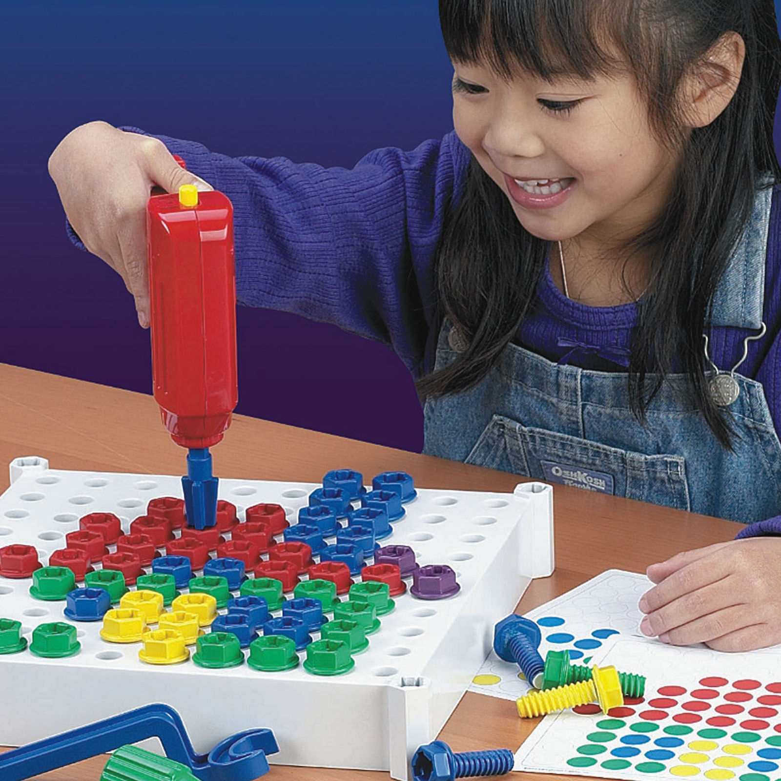 Educational Insights Design and Drill Activity Center EI-4112