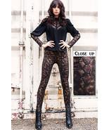(GOLD)Lady's Fashion Leg Wear leggings  - $9.89