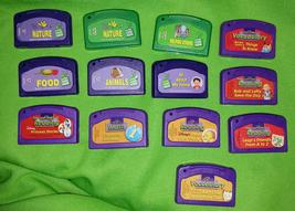Leap Frog Leap Pad Cartridges  - $5.99