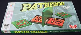 NOS PATHFINDER VINTAGE 1977 MILTON BRADLEY BOARD GAME COMPLETE NIB UNUSE... - $108.90