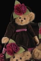 """Bearington Bears """"Rita Rosebeary"""" 14"""" Collector Bear- Sku #179921 - 2011 - $39.99"""
