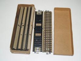 Marklin Track - 10ST 3600 D Straight track - 10 Pieces - in Original Box... - $19.59