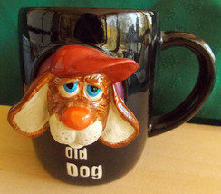 """""""Old Dog"""" Coffee Cup - $14.80"""