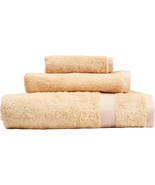 3pc Anti-Bacterial Towel Washcloth Set Mildew-Resistant 70% Bamboo 30% C... - $29.99