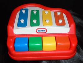 Little Tikes Tap a Tune Piano Xylophone  Instru... - $11.57