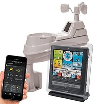 AcuRite 01036M Wireless Weather Station with Programmable Alarms, PC Con... - $198.81
