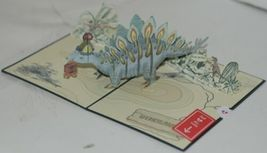Lovepop LP2670 Happy Birthday Stegosaurus Pop Up Card White Envelope image 3