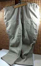 Carhartt Cotton Work Pants Dungaree Fit Button Carpenter Painter Work 50... - $24.19