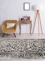 CLASSIC Traditional Floral Oriental Bohemian Distressed 5x8 5x7 Area Rug... - $89.00