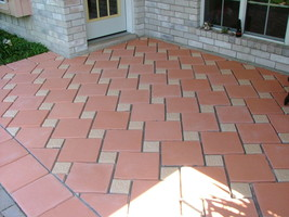 6+1 FREE 12x12 Mexican Saltillo Tile Molds Make 100s of Floor Tiles For $0.30 Ea image 3