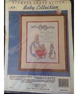 JCA Beatrix Potter Mrs Rabbit and Bunnies Birth... - $24.75
