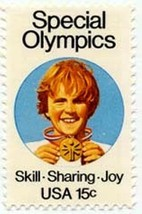 1979 15c Special Olympics, Transform a Life With Sports Scott 1788 Mint ... - $0.99