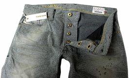Diesel Men's Premium Denim Regular Slim Straight Designer Jeans Safado 0807M image 5