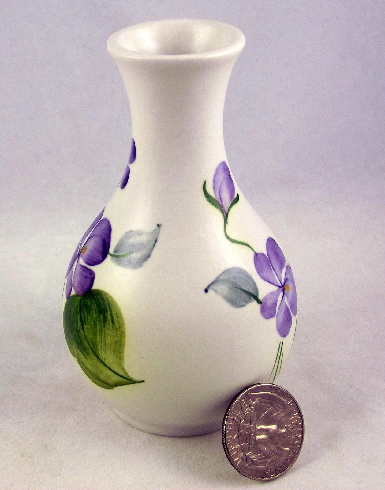 Vintage wood sons purple violet mini vase and 50 similar items reviewsmspy