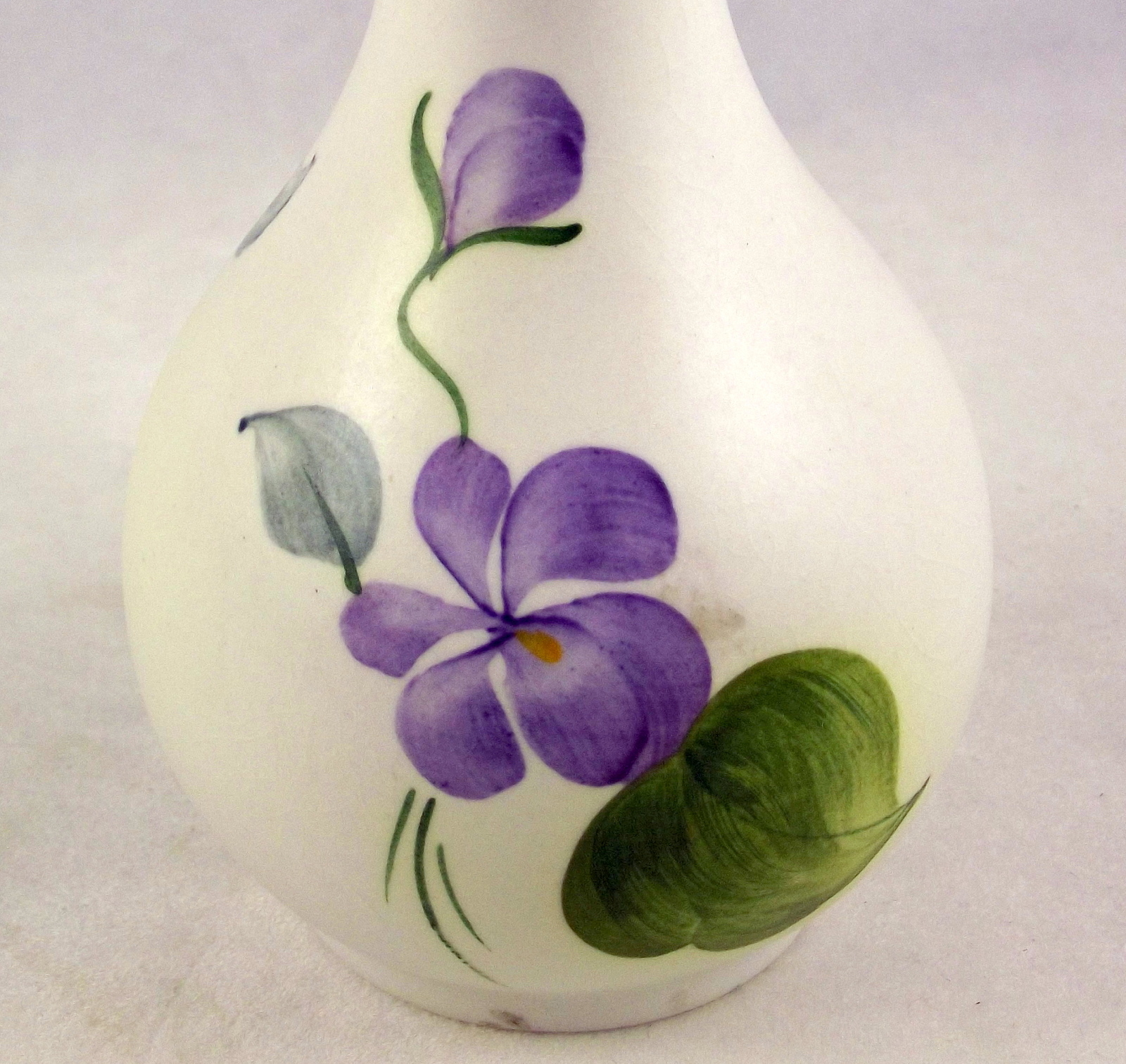 Vintage wood sons purple violet mini vase and 50 similar items reviewsmspy