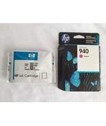 HP 940 Magenta C4904AN Inkjet ink NEW 2016 officejet pro 8000,8500, 8500... - $24.18