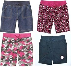 Faded Glory girls Bermuda Pull On Shorts 4 Colors to Pick and 3 Sizes NWT - $7.79
