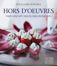 Mastering Hors D'oeuvres Williams Sonoma - $12.00