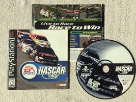 NASCAR 99 (Sony PlayStation 1, 1998) - $3.46