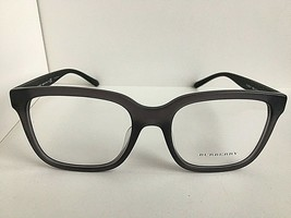 New BURBERRY B 6222-F 9836 55mm Unisex Gray Eyeglasses Frame - $119.99