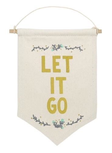 Fun  Affirmation Banner Choice  by About Face Designs Baby Boss Let it Go