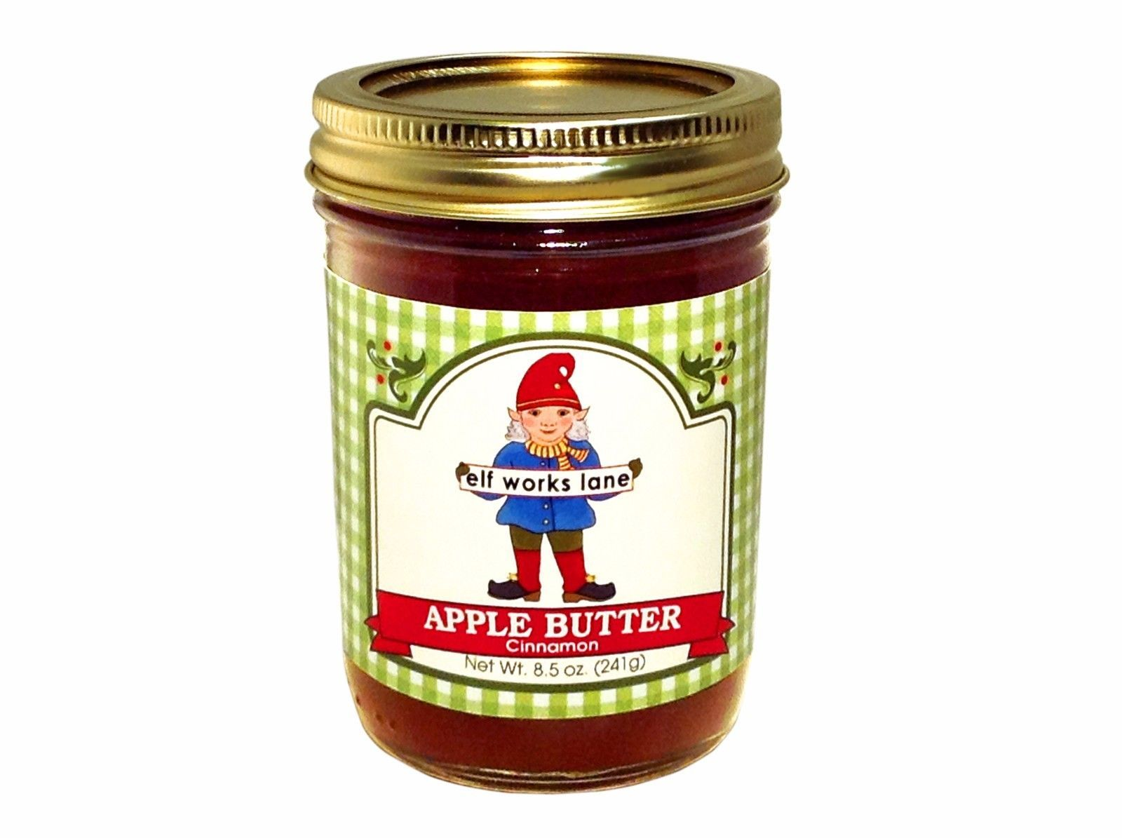 NEW Jams Jellies Butters Small Batch from Elf Works Lane - Perfect elf gift