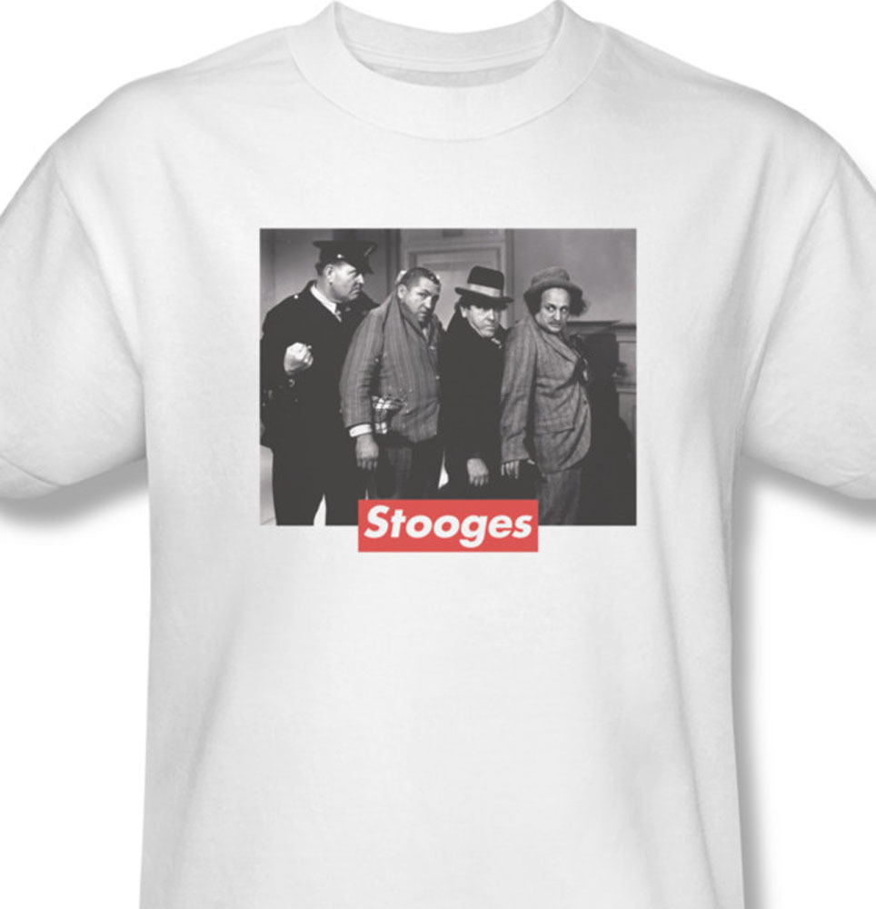 The three stooges comedy team larry curly moe for sale 1 online graphic tee tts156 at